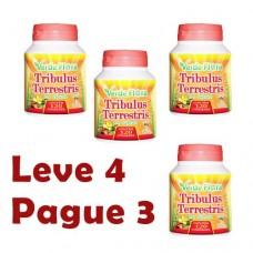 Combo Tribulus Terrestris  500mg - Leve 4 pague 3 - ErvaNatus
