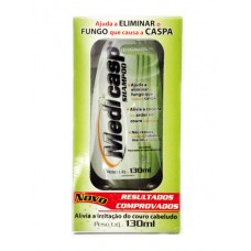 Medicasp Shampoo  Anti Caspa 130ml - Genomma Lab