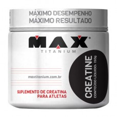 Creatine 150g - Max Titanium