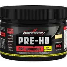Pre-HD Workout - Body Action