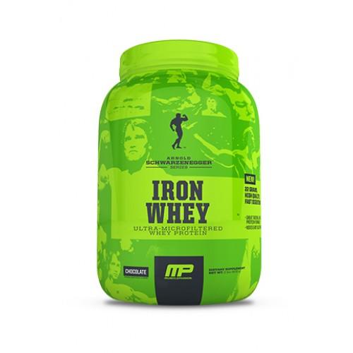 Iron whey mp