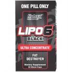 LIPO 6 BLACK ULTRA CONC - NUTREX